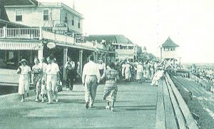 The Boardwalk Of Yesteryear Much Different Than Today
