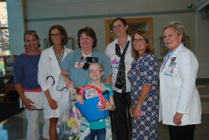 Hospital Employees Rally Together To Fill Brooke's Toy Closet