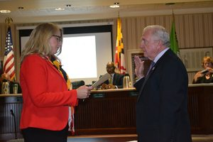 Berlin Mayor, Council Members Begin New Terms