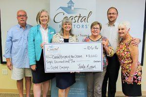 CAR Donates $8K To Hospice