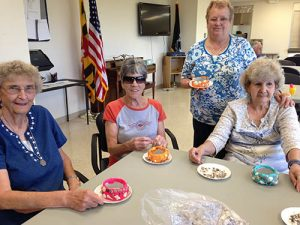 Pine'eer Craft Club Feature Monthly Craft Projects