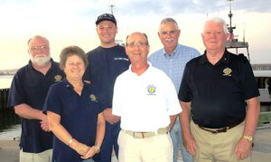 OC/Berlin Rotary Club Receives Tour Of Ocean City Coast Guard Station