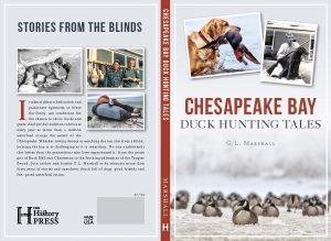Hunting Enthusiast Pens Book Of Waterfowl Tales