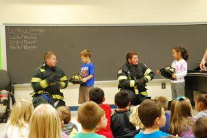 OCFD, School Partner On Fire Prevention Week