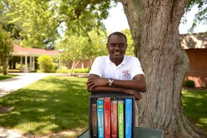 Student Donates 550-Plus Books To Africa Library Initiative
