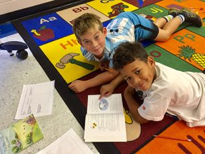 Showell Elementary Students Describe Theme Of Story