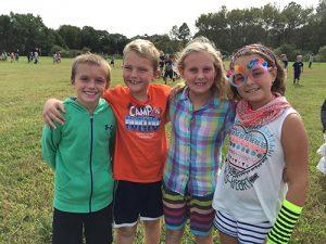 "Students At OC Elementary School Enjoy ""Mix And Match"" Spirit Day"