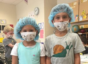 OC Elementary Kindergarten Students Enjoy Visit From Atlantic General Hospital