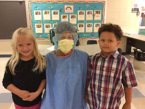 Nurses From AGH Give Presentation To OC Elementary Kindergarten Students