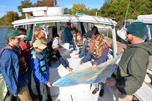Students Enjoy Unique Field Trip To Outdoor School