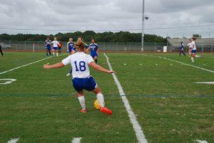 Decatur Girls Blank Wicomico, 7-0