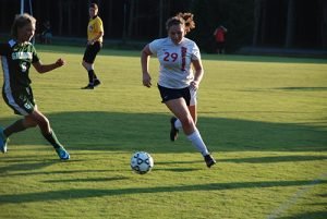 Worcester Girls Pull Away For 6-1 Win