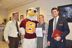 SD High School Holds Senior Seahawk Application Week