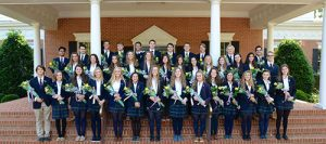 Charles R. Jenkins Chapter Of The National Honor Society At Worcester Prep Inducts 39 New Members