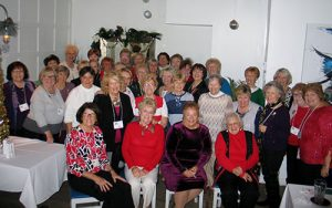 Women's Club Of Ocean Pines Celebrates The Holiday At Waterman's Restaurant
