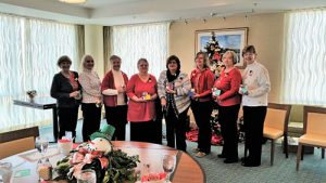 Ocean Pines Pine'eer Craft Club Holds Annual Holiday Luncheon