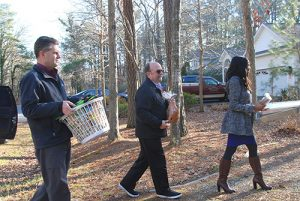 Nine Families Benefit From Ocean Pines Association Efforts
