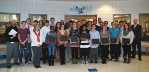 Students Honored For Completing Financial Literacy Program