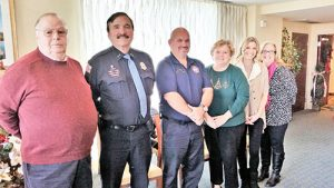 Pine'eer Craft Club Of Ocean Pines Holds Annual Holiday Luncheon