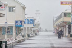Winter Storm Warning Issued For Ocean City, Surrounding Areas