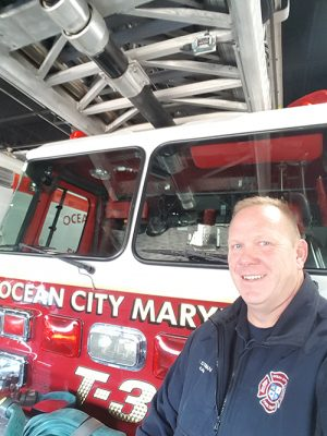 OC Fire Captain Retires, Takes Post In Florida