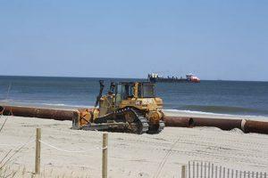 Beach Replenishment Patriarch Honored