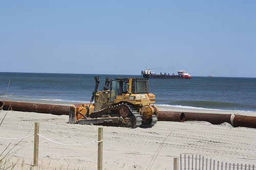Fenwick Island 'Passed Over' For Planned Fall Beach Replenishment