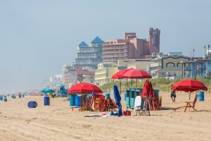 Downtown Beach Stand Bids Soar 23%