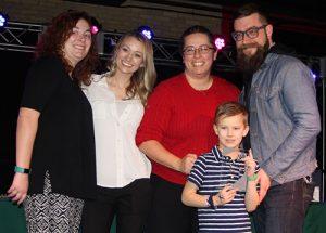 Salisbury Jaycees Receive WeHeartSBY Non-Profit Award