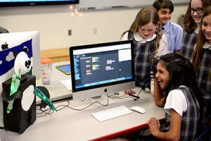 Worcester Prep Lower School Fifth Graders Design, Construct And Code Robotic Animals