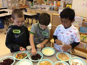 Ocean City Elementary Kindergarten Class Celebrates 100th Day Of School
