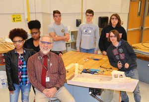 SD High School Engineering And Design Class Participates In 2nd Annual Eastern Shore Crab Boat Engineering Challenge