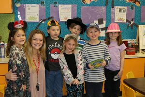Showell Elementary School Holds Heavenly Hats Spirit Day