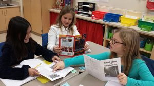 Fourth Graders At OC Elementary School Learn What Influences Harriet Tubman Had On American History