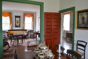 Taylor House Museum Continues To Evolve; Berlin's Historic Home Looking To Expand Hours With Help Of Volunteers