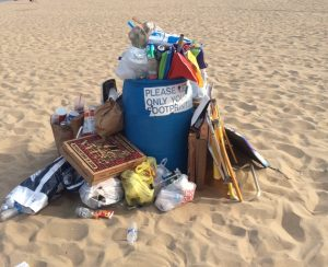Council Approves 'Game-Changer' Truck For Beach Trash Collection