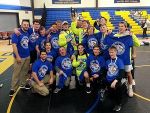 Decatur Wrestlers Capture Bayside Title