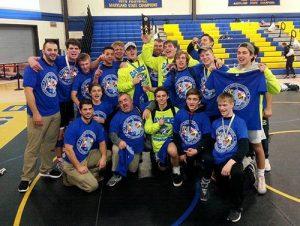 Decatur Wrestlers Capture Bayside Title