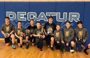 Stephen Decatur Junior Seahawks Wrestling Team Turns In Strong Performance At Maryland State Championships