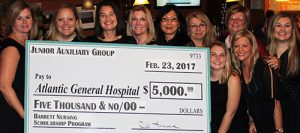 Atlantic General Hospital Junior Auxiliary Group Holds Annual Little Black Dress Event