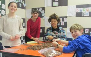Berlin Intermediate School's Sixth Grade Students Collect More Than $3,000 To Benefit Worcester County Humane Society