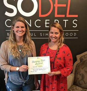 SoDel Concepts Announces Recipients Of Company's Shining Star Awards