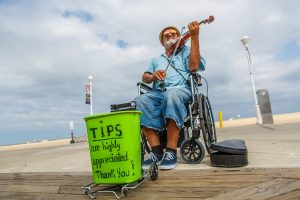 Federal Judge Rules Busker Suit Has Enough Merit To Proceed