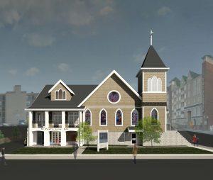 OC Church Rebuilding Effort Begins Four Years After Tragic Fire
