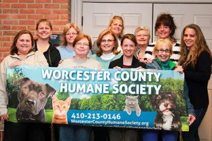 Worcester County Humane Society Holds First Annual Quarter Auction