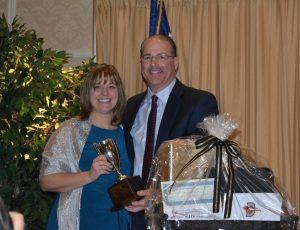 Julia Hill Named Worcester's Teacher Of Year