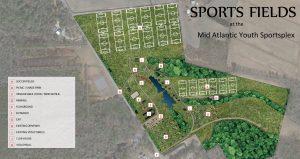 New Outdoor Sports Complex Nears Opening Between OC, Salisbury