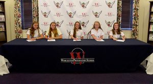 Five Mallards Sign Letters Of Intent