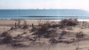 Proposed Wind Farm Project Draws OC Opposition Due To Beach Visibility