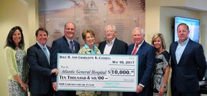 Cathells Donate To AGH Campaign